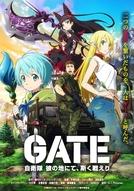 Gate: Jieitai Kanochi nite, Kaku Tatakaeri (1ª Temporada) (ゲート自衛隊 彼の地にて、斯く戦えり)