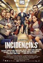 Incidencias - Poster / Capa / Cartaz - Oficial 1