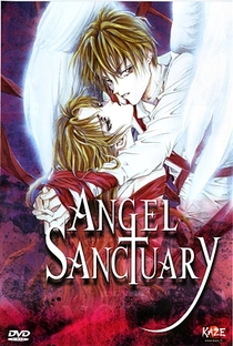 Angel Sanctuary - Poster / Capa / Cartaz - Oficial 5