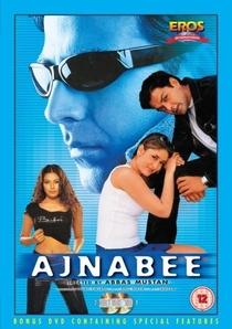 Ajnabee - Poster / Capa / Cartaz - Oficial 1