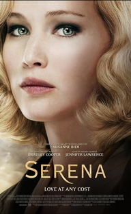 Serena - Poster / Capa / Cartaz - Oficial 2