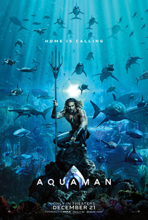 Aquaman - Poster / Capa / Cartaz - Oficial 7