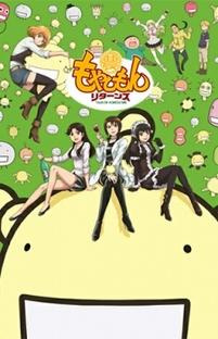 Moyashimon (2ª Temporada) - Poster / Capa / Cartaz - Oficial 1