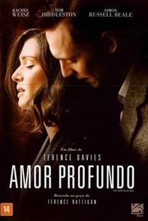 Amor Profundo - Poster / Capa / Cartaz - Oficial 2