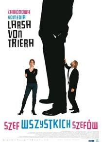 O Grande Chefe - Poster / Capa / Cartaz - Oficial 4