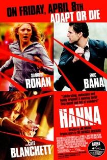 Hanna - Poster / Capa / Cartaz - Oficial 7