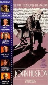 John Huston: Homem, Diretor, Inovador - Poster / Capa / Cartaz - Oficial 1