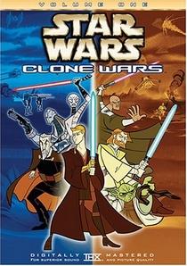 Star Wars: Guerras Clônicas (1° Temporada)  - Poster / Capa / Cartaz - Oficial 1