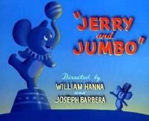 Jerry e o Jumbo - Poster / Capa / Cartaz - Oficial 1