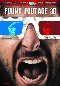 Found Footage 3D - Poster / Capa / Cartaz - Oficial 1