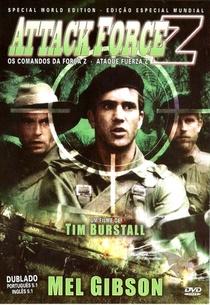 Força de Ataque Z - Poster / Capa / Cartaz - Oficial 6