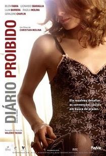 Diário Proibido - Poster / Capa / Cartaz - Oficial 2