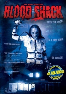 Blood Shack - Poster / Capa / Cartaz - Oficial 1