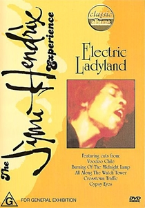 Jimi Hendrix - Electric Ladyland - Poster / Capa / Cartaz - Oficial 1