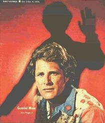 Gemini Man (1ª Temporada) - Poster / Capa / Cartaz - Oficial 1