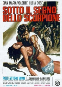 Sob o Signo do Escorpião - Poster / Capa / Cartaz - Oficial 1