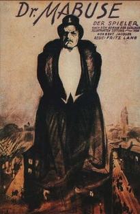 Dr. Mabuse, o Jogador - Poster / Capa / Cartaz - Oficial 7