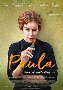 Paula - Poster / Capa / Cartaz - Oficial 1