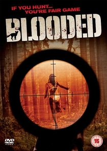 Blooded - Poster / Capa / Cartaz - Oficial 1