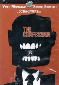 A Confissão - Poster / Capa / Cartaz - Oficial 9
