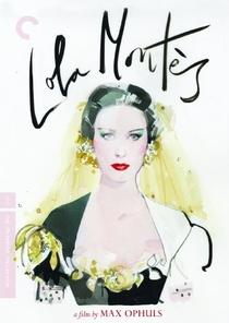 Lola Montes - Poster / Capa / Cartaz - Oficial 1