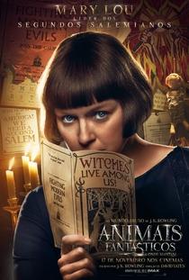 Animais Fantásticos e Onde Habitam - Poster / Capa / Cartaz - Oficial 41