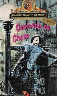Cantando na Chuva - Poster / Capa / Cartaz - Oficial 3