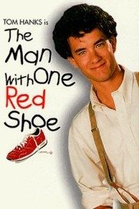 O Homem do Sapato Vermelho - Poster / Capa / Cartaz - Oficial 4