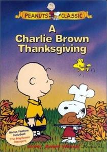 Charlie Brown e o Dia de Ação de Graças - Poster / Capa / Cartaz - Oficial 3