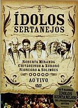 Ídolos Sertanejos - Ao Vivo - Poster / Capa / Cartaz - Oficial 1