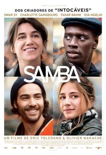 Samba - Poster / Capa / Cartaz - Oficial 3