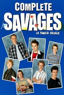 Adoráveis Selvagens (1ª Temporada) - Poster / Capa / Cartaz - Oficial 6
