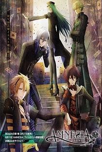 Amnesia OVA - Poster / Capa / Cartaz - Oficial 1