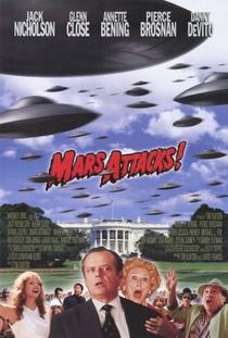 Marte Ataca! - Poster / Capa / Cartaz - Oficial 6