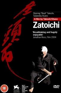 Zatoichi - Poster / Capa / Cartaz - Oficial 4