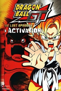 Dragon Ball GT (1ª Temporada) - Poster / Capa / Cartaz - Oficial 10