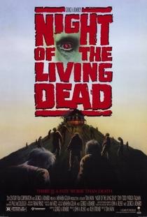 A Noite dos Mortos-Vivos - Poster / Capa / Cartaz - Oficial 2