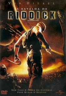A Batalha de Riddick - Poster / Capa / Cartaz - Oficial 7