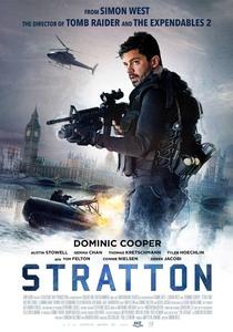 Stratton - Forças Especiais - Poster / Capa / Cartaz - Oficial 2