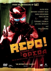 Repo! The Genetic Opera - Poster / Capa / Cartaz - Oficial 8