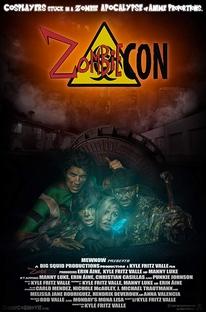ZombieCON - Poster / Capa / Cartaz - Oficial 1