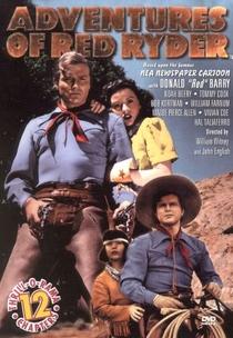 As Aventuras de Red Ryder - Poster / Capa / Cartaz - Oficial 1