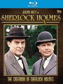 O Arquivo Secreto de Sherlock Holmes  - Poster / Capa / Cartaz - Oficial 1