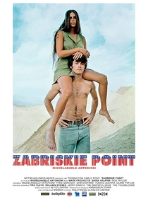 Zabriskie Point - Poster / Capa / Cartaz - Oficial 1