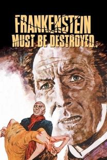 Frankenstein Tem Que Ser Destruído  - Poster / Capa / Cartaz - Oficial 4