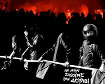 Não vivamos mais como escravos! - Poster / Capa / Cartaz - Oficial 1