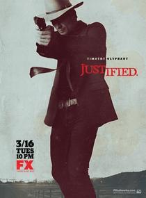 Justified (1ª Temporada) - Poster / Capa / Cartaz - Oficial 1
