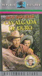 Cavalgada de Ouro - Poster / Capa / Cartaz - Oficial 1