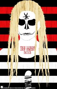 As Senhoras de Salem - Poster / Capa / Cartaz - Oficial 12