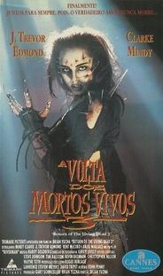 A Volta dos Mortos Vivos 3 - Poster / Capa / Cartaz - Oficial 2